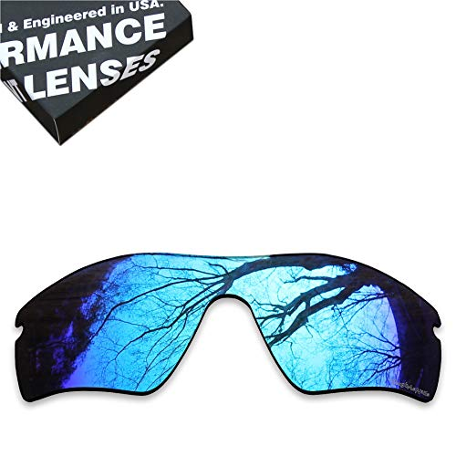 a4e3ee25f494 ToughAsNails Polarized Lens Replacement for Oakley Radar Path Sunglass -  More Options
