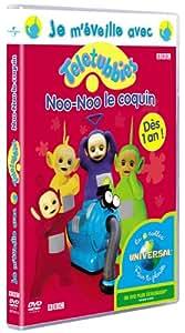 Je m'éveille avec Teletubbies - Noo-Noo le coquin [Francia] [DVD]