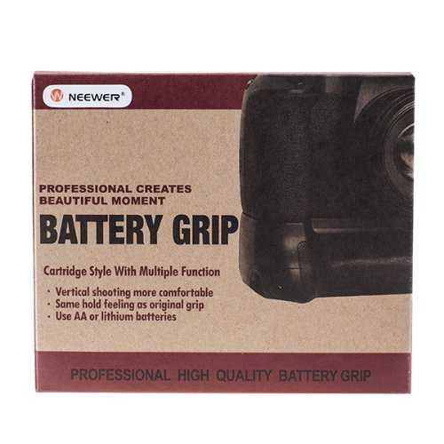 Neewer® Vertical Battery Grip Replaces Canon BG-E11 Battery Grip with IR Wireless Remote Control for the Canon 5D Mark III Compatible with EN-EL15 or 8x AA Batteries (LR6, HR, FR)