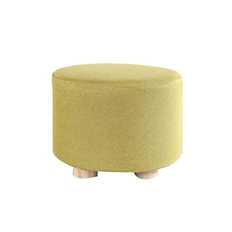 Amazon.com: H.ZHOU Small Lovely Footstool European Style ...