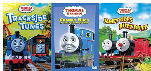 3 DVD Thomas Set - Thomas & Friends 10 Years Tank Train Engine - Brand New SEALED