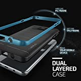 Galaxy Note 5 Case, Verus [High Pro Shield][Electric Blue] - [Military Grade Protection][Slim Fit] For Samsung Note 5