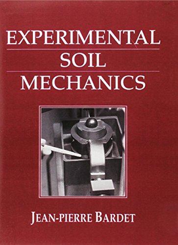 Experimental Soil Mechanics