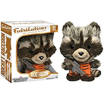 Funko Fabrikations: Guardians of The Galaxy-Rocket Racoon Action Figure