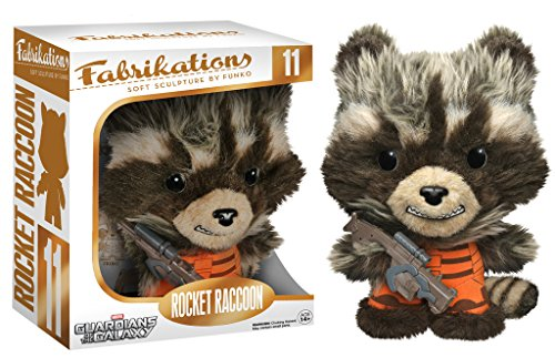 Funko Fabrikations: Guardians of The Galaxy-Rocket Racoon Action - Racoon Image