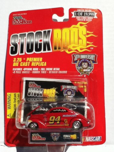 Parts Of A Car 94 >> Amazon Com Racing Champions Stock Rods 37 Ford Coupe Issue
