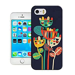 Noble woman pattern best durable iPhone 5 /5s case sale by Haoyucase Store