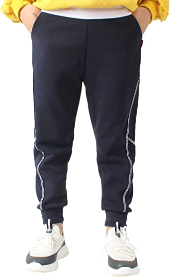YoungSoul Pantalones Deportivos Chandal de Algodon para Niños ...