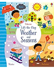 Lift The Flap Weather And Seasons