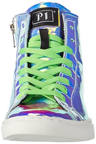 P1 220 bpm, Sneaker donna Verde (Grün (Vanish Green))