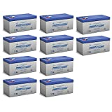 12V 3AH Battery Replaces Spacelabs Medical Media Analyzer - 10 Pack