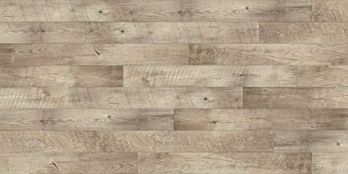 Mannington Hardware ALP600 Adura Glue Down Distinctive Collection Luxury Dockside Vinyl Plank Flooring, Sea Shell by Mannington (Image #1)