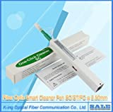 Fiber Optic Cleaner SC One Click Cleaner Fiber Optic Connector cleaning tool 2.5mm Universal Connector Fiber Optic Cleaning Pen