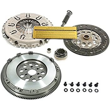 LUK CLUTCH KIT & SPORT FLYWHEEL 1997-2000 AUDI A4 QUATTRO 1.8T 1.8L TURBO B5 AEG