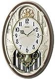 SEIKO CLOCK(セイコークロック) 掛け時計 電波アミューズ時計 トリプルセレクション AM255B