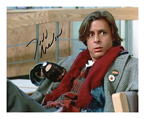Photo Judd Nelson Signed Autographed 8 x 10 (Nelson Autographed Photo)