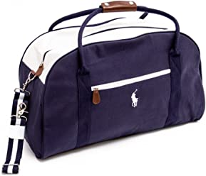 Ralph Lauren Duffle Le Sac Large Dark Navy Blue Duffle Holdall Gym Holiday 23523fdeef1d7
