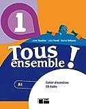Tous Ensemble 1 Portfolio (Chat Noir. methodes) - 9788468217895