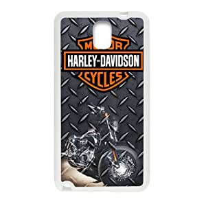 SKULL The Harley Davidson Cell Phone Case for Samsung Galaxy Note3