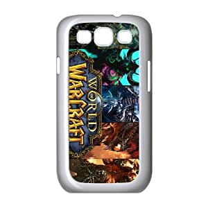 World of Warcraft Samsung Galaxy S3 9300 Cell Phone Case White Y3407333