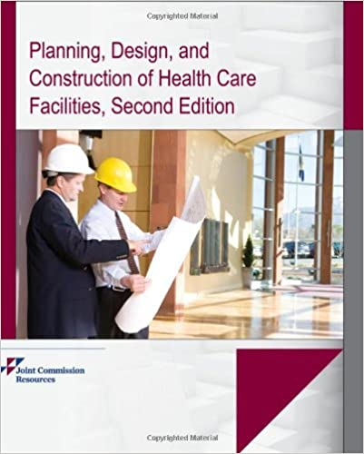 Planning Design And Construction Of Health Care Facilities Second Edition 9781599403076 Medicine Science Books Amazon