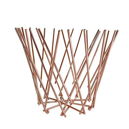Copper Twig Design Fruit Bowl by Roman at Home (Bowl Fruit Roman)