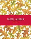 FREE Shipping Poetry Recordings