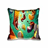 Custom Diy Rayman Legends Sofa Pillow Covers Cases - Games Cotton Throw Sofa Covers for Home Decoration ,