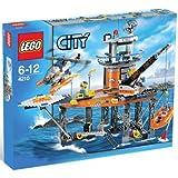 LEGO 4210 City Coast Guard Platform