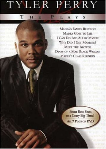 Check expert advices for tyler perry plays collection box set?
