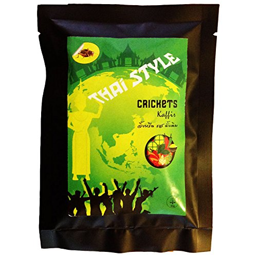 Style Cricket - Thai Style Kaffir Crickets