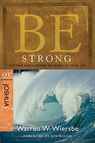 Be Strong Joshua Putting Commentary ebook