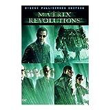 MATRIX REVOLUTIONS (DVD/P&S/2 DISC/FR&SP-SUB/DVD-ROM FEATURES)NLA
