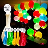 192 LED Balloons - Blinking And Changing Colors LED Light Up Balloons Kids Favorite For Only 36 Cents A Piece