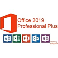 Office Professional Plus 2019 Versión Completa - 1 PC
