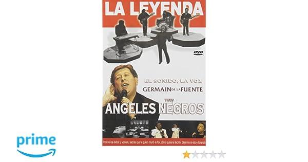 Amazon.com: La Leyenda: Germain de la Fuente: Germain de la Fuente, Sus Angeles Negros, Victor Vio: Movies & TV