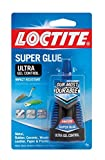 Henkel-Loctite 1674435 3 Pack 4 Gram Super Glue Ultra Gel Control, Clear