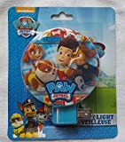 Nickelodeon PAW Patrol Night Light Featuring Ryder, Chase, Skye & Rubble