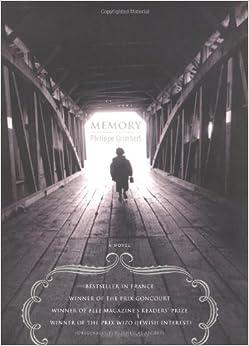 Book Memory: A Novel