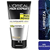 Gel exfoliante anti acné, Men Expert L'Oréal Paris, 150 ml