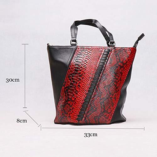 Multicolore pour Femme CM à 30 Bandoulière Bandoulière Sac Option Sac 8 33 Capacité à Main en Grande Red à Sac Color XRKZ T7zap7