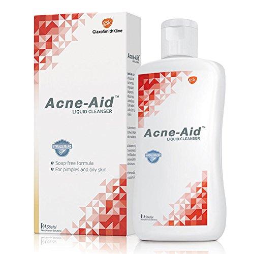 Acne-Aid Liquid Cleanser 100ml Sữa rửa mặt làm sạch và trị mụn