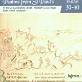 Psalms from St Paul's Volume 3: Psalms 30-40