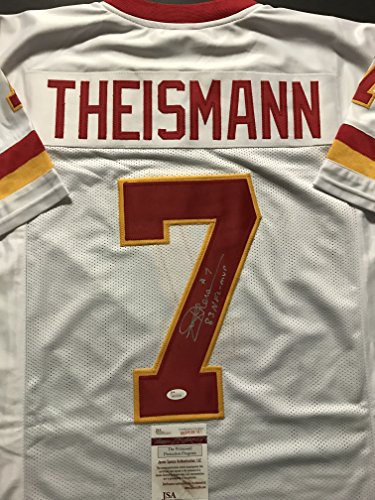 Autographed/Signed Joe Theismann
