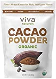 #8: Viva Naturals #1 Best Selling Certified Organic Cacao Powder from Superior Criollo Beans, 1 LB Bag