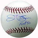 "Jim Palmer Autographed Official MLB Baseball Baltimore Orioles ""HOF 90"" PSA/DNA Stock #1155"