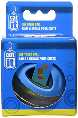 Catit Treat Ball, Blue