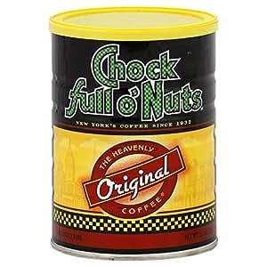 Chock Full O Nuts Original Coffee, 11.3 oz