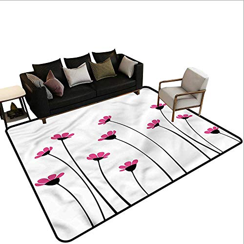 Garden,Dining Table Rugs 36