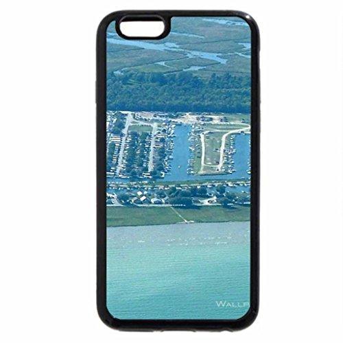 iPhone 6S / iPhone 6 Case (Black) Marina-at-Turkey-Point---Lake-Erie